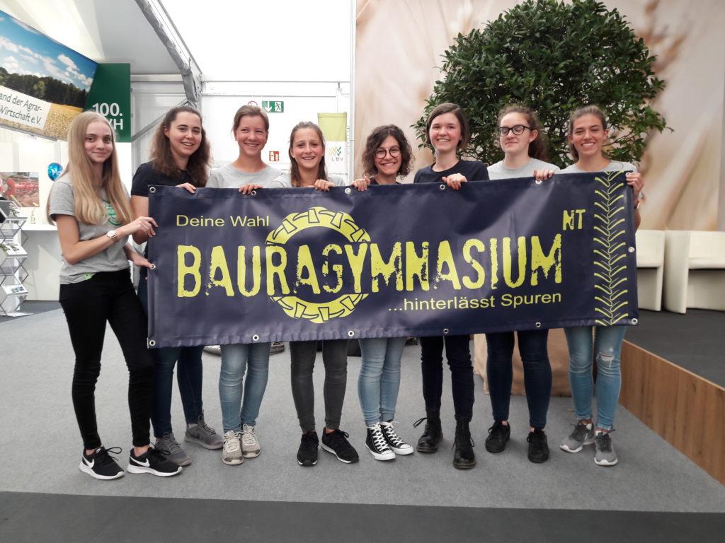 Wettbewerb: Agrarwissenschaftliche Gymnasien innovativ im Ländlichen Raum
